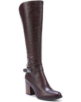 Arlette Knee High Boots
