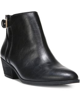 Beckoned Ankle Boots