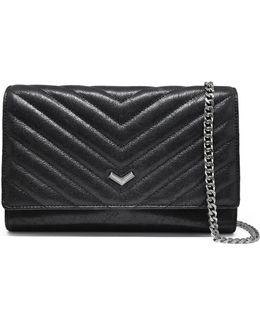 Soho Quilted Purse On A Chain