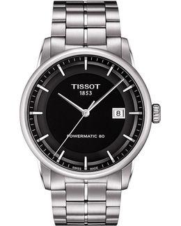 Automatic Luxury Gents Stainless Steel Bracelet Watch