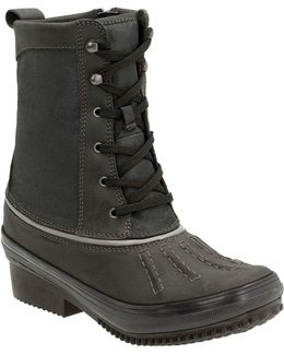 Cushion Soft Carima Luna Leather-blend Mid-calf Boots