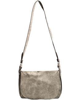 Frida Studded Shoulder Bag