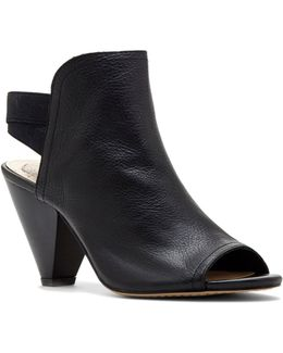 Edora Slingback Cone Heel Sandals