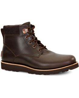 Seton Waterproof Wool-lined Boots