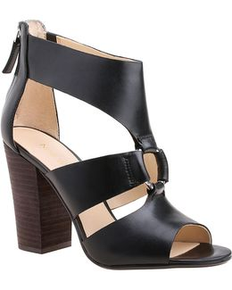 Roamah Leather Sandals