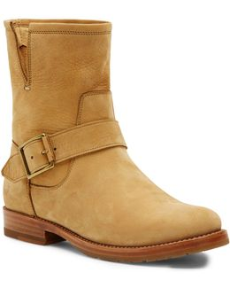 Natalie Short Engineer Boots