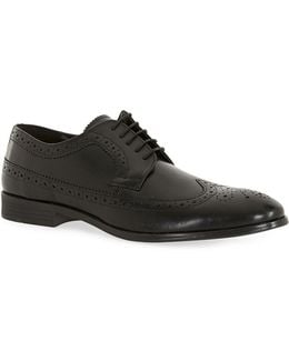 Mercy Leather Brogues