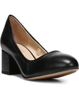 Fausta Leather Pumps