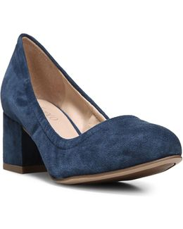 Fausta Suede Pumps