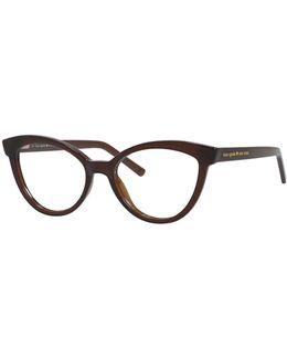 Danna 52mm Cat-eye Reading Glasses