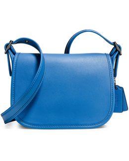 Saddle 18 Glovetanned Leather Bag