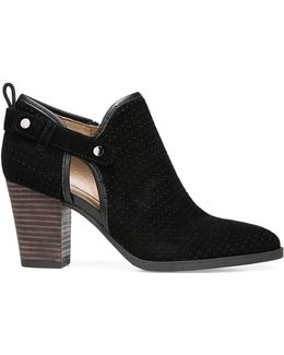 Dakota Perforated Booties