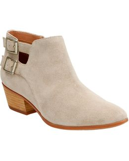 Cushion Plus Spye Astro Suede Ankle Boots