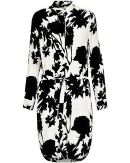 Gaia Shirt Dress