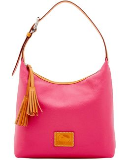 Pattern Leather Paige Sac