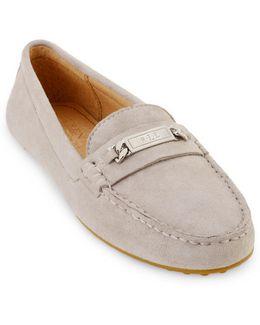 Berdine Suede Loafers