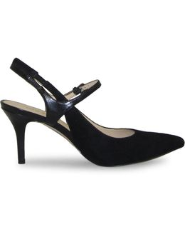 Kookie Mary-jane Pumps