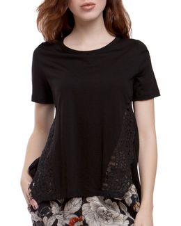 Hooper Lace T-shirt