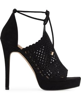 Rilley Peep-toe Platform Sandals