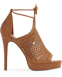Rilley Peep-toe Platform Sandals