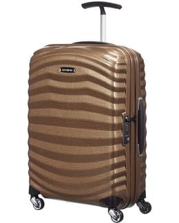Lite-shock Spinner Carry-on Suitcase
