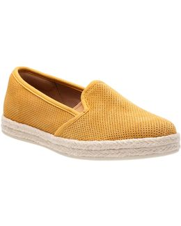 Cushion Soft Azellatheoni Suede Espadrille Sneakers