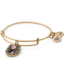 Fortune's Favor Charm Bangle Bracelet