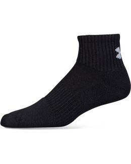 Charged Cotton 2.0 Quarter Socks