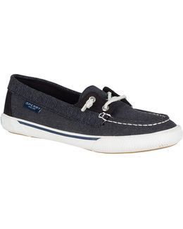 Quest Rhythm Canvas Boat Shoes