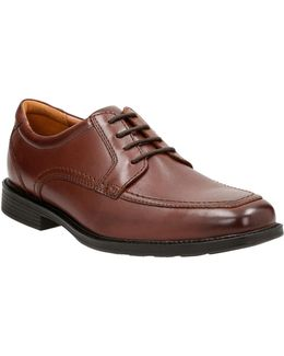 Hazlet Pace Leather Oxford Shoes