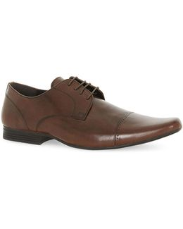 Brody Leather Toecap Shoes