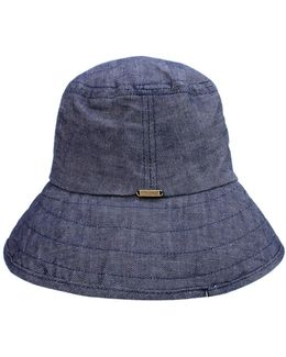 Canvas Crusher Hat