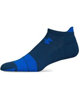 Run Cushion No Show Tab Socks