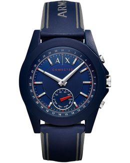 Chronograph Drexler Silicone Strap Watch