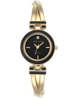 Diamond Dial Collection Goldtone Bracelet Watch