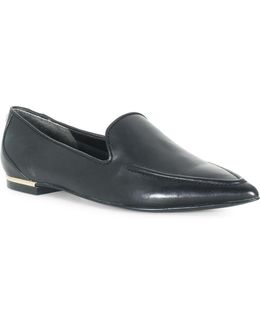 Zarina Leather Loafers
