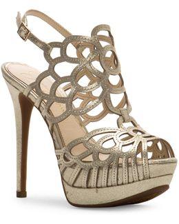 Weslynn Suede Sandals
