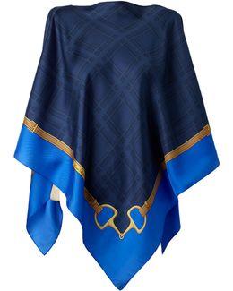 Silk Poncho