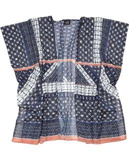 Shibori Patterned Kimono