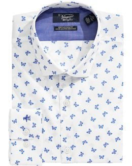Heritage Slim Fit Butterfly Dress Shirt