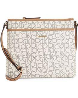 Hudson Mono Crossbody Bag