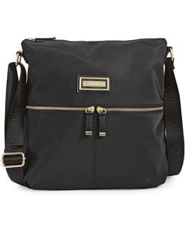 Belfast Lined Messenger Bag