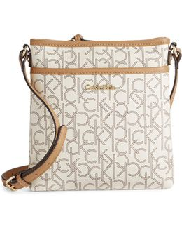 Ki Monogram Crossbody
