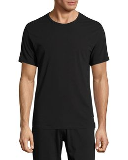 Id Cotton Slim-fit T-shirt