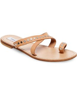 Becky Leather Sandals