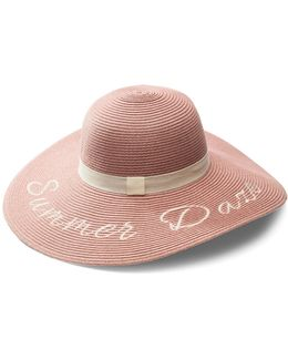 Exclamation Floppy Hat