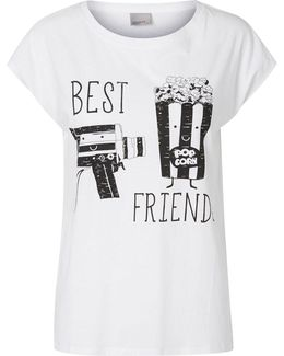 Vmnana Print T-shirt