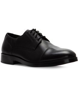 Henry Grand Cap Toe Leather Oxfords