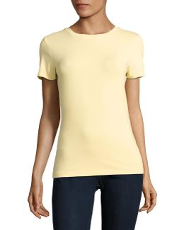 Compact Cotton T-shirt
