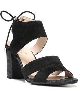 Gem Light Suede Sandals